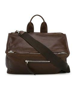 Givenchy   Large Pandora Shoulder Bag Leather