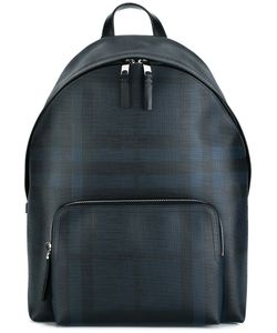 Burberry | Checked Backpack Pvc