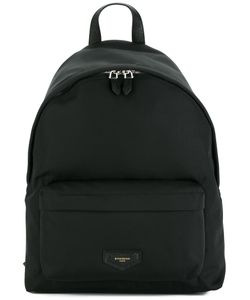 Givenchy | Logo Plaque Backpack Polyamide/Cotton/Polyurethane