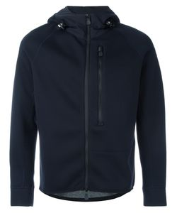 Moncler Grenoble | Fitted Hooded Jacket Xl Polyamide/Modal/Polyester