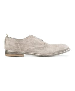 Officine Creative | Coorda Lace-Up Shoes 40 Buffalo Leather/Calf
