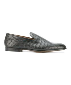 Doucal's | Scarpa Capri Woven Loafers