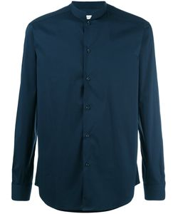 Paolo Pecora | Mandarin Collar Shirt Size 42