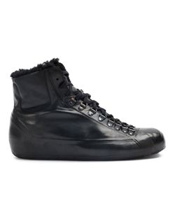 OXS RUBBER SOUL | Lined Hi Tops Men Calf