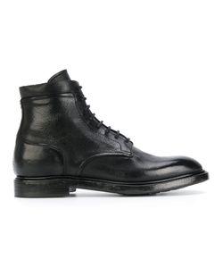 Silvano Sassetti | Combat Boots Men 6