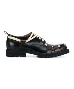 Dries Van Noten | Exposed Lace-Up Derby Shoes