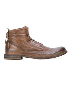Officine Creative | Ideal Ankle Boots 45 Buffalo Leather/Calf