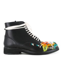 Doublet | Skull Embroide Boots 26 Leather