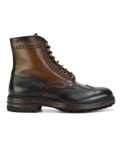 Santoni | Lace-Up Ankle Boots Men