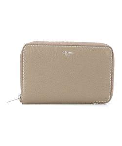 Céline   Zip Wallet