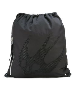 Mcq Alexander Mcqueen | Swallow Embellished Backpack Nylon