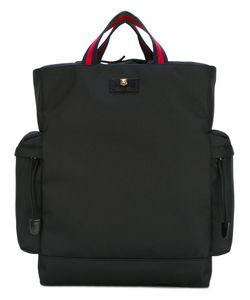 Gucci | Techno Canvas Drawstring Backpack