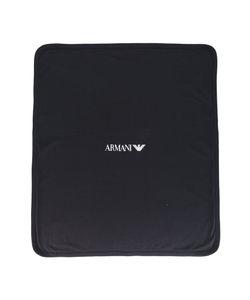 Armani Junior | Logo Print Blanket