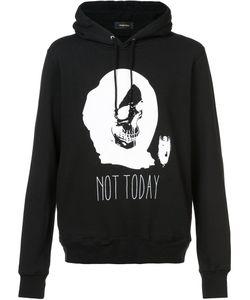 Undercover | Not Today Printed Hoodie Men