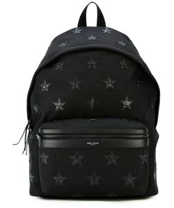 Saint Laurent | Star Patch Backpack
