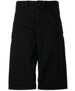 11 BY BORIS BIDJAN SABERI | Drop-Crotch Shorts Size Xl