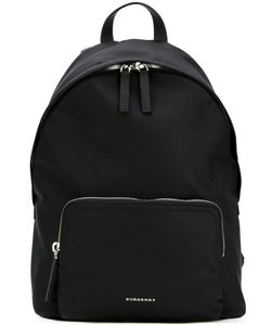 Burberry | House Check Strap Backpack Nylon/Leather/Cotton/Polyamide