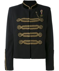 The Kooples | Braid Embellished Cropped Jacket