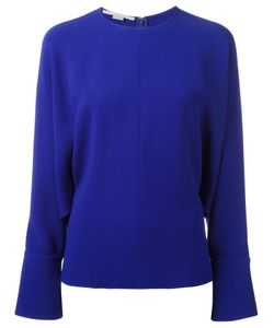 Stella Mccartney | Drape Sleeve Blouse Size 42