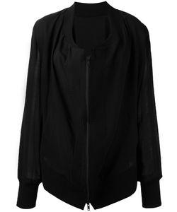 Ann Demeulemeester | Zipped Lightweight Jacket Size 40