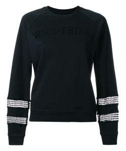Zoe Karssen | Wild Things Sweatshirt Xs Cotton
