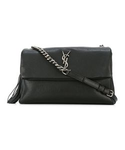 Saint Laurent | Foldover Monogram Bag