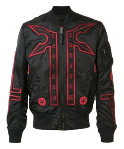MARCELO BURLON COUNTY OF MILAN | Manuel Alpha Ma-1 Bomber Jacket