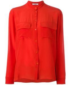 Cacharel | Рубашка С Воротником-Мандарин