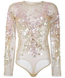 Amen   Sequins Embellished Top Size 42