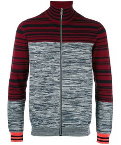 PS PAUL SMITH | Ps By Paul Smith Colour Block Zip Up Cardigan