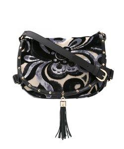 Xaa   Velvet Crossbody Bag Velvet/Artificial Leather