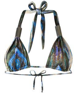 Mona | Amitola Reversible Bikini Top Size Small