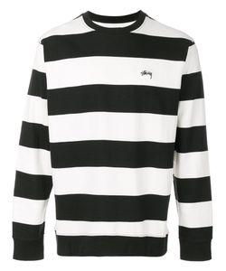 Stussy | Striped Sweatshirt Men S