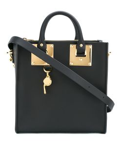 Sophie Hulme | Contrast Tote Bag Leather/Metal Other