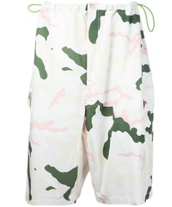 SANKUANZ | Camouflage Shorts M