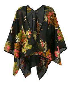 ERMANNO GALLAMINI | Print Oversized Jacket