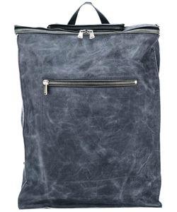 10Sei0Otto | Square Box Backpack