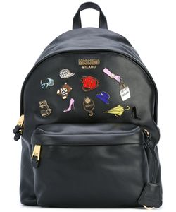Moschino | Badge Backpack