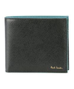 Paul Smith | Logo Plaque Billfold Wallet Calf