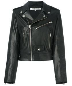 Mcq Alexander Mcqueen | -Zip Biker Jacket 40 Leather/Polyester