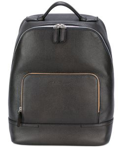 Salvatore Ferragamo | Contrast Detail Backpack Calf Leather