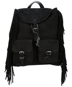 Saint Laurent | Fringe Backpack