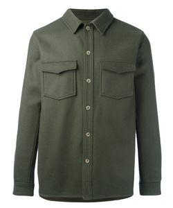 A.P.C. | A.P.C. Buttoned Shirt Jacket