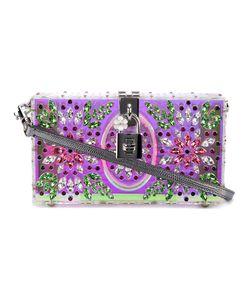 Dolce & Gabbana | Dolce Box Clutch