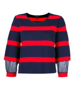 Emporio Armani | Striped Jumper 42 Polyamide
