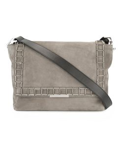 TOMASINI | Large Shoulder Bag Suede