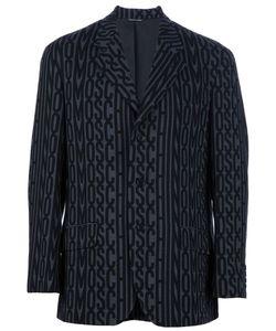 MOSCHINO VINTAGE | Printed Suit Men