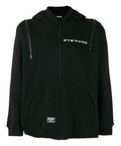 Ktz   Multi-Zip Hoodie Size Medium