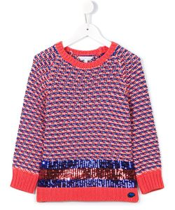 Little Marc Jacobs | Sequin Stripe Jumper 8 Yrs
