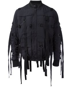 STAMPD | Flex Strapped Bomber Jacket Size Small